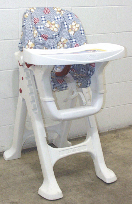 CPSC Cosco Announce Recall to Repair High Chairs  CPSCgov