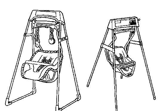 swing harness for graco baby swing
