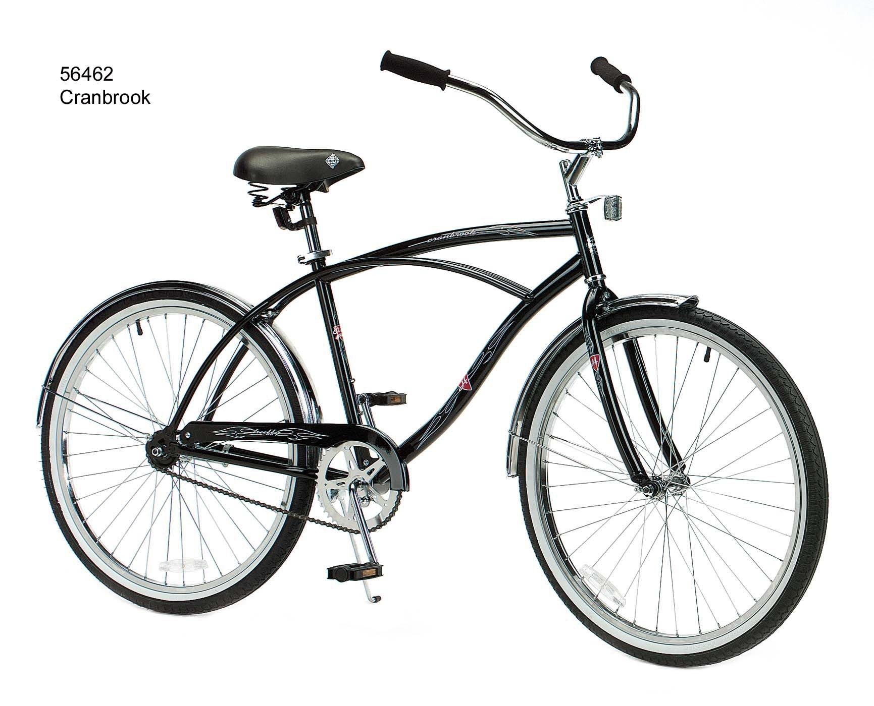 Cpsc Huffy Bicycle Company Announce Recall Of Cranbrook