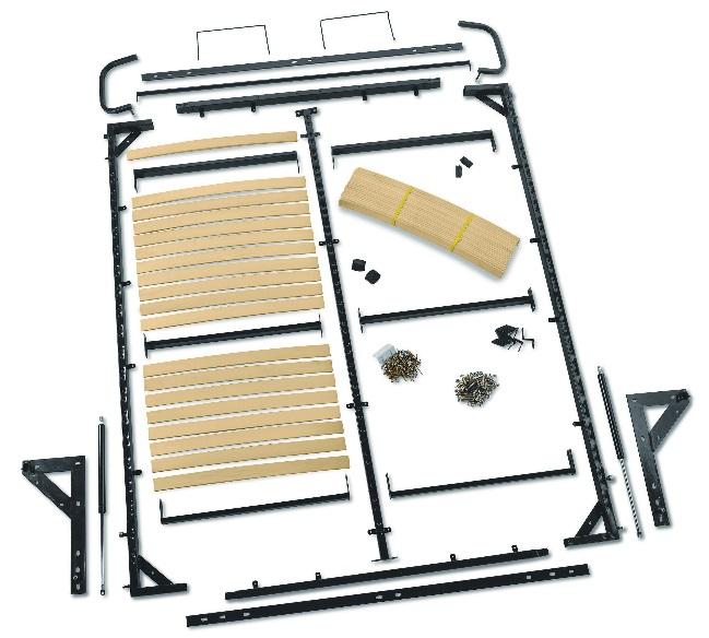 rockler recalls murphy bed kits due to