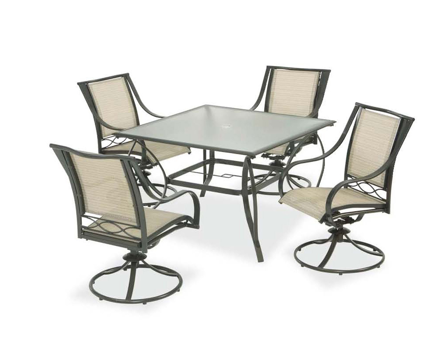 hampton bay patio chairs director chair covers casual living worldwide recalls swivel due to fall dana point and wellington sets