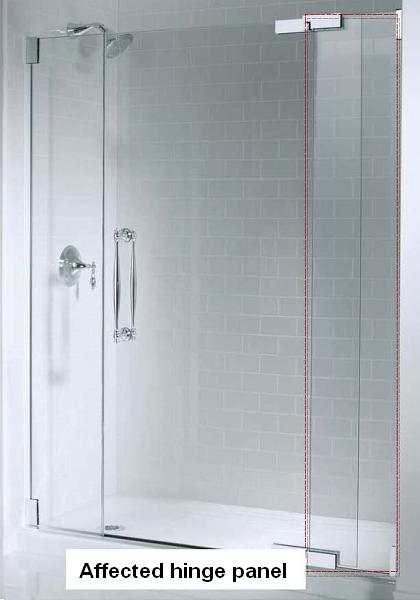 Kohler Co Announces Recall of Shower Doors Due to