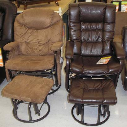 big lots recalls glider recliners with