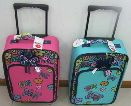 Target Recalls Circo Childrens Travel Cases Due To