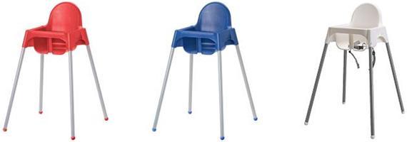 ikea high chairs x rocker gaming chair review recalls to repair due fall hazard cpsc gov