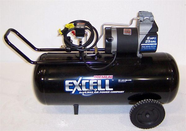 Pro Air Ii Compressor 30 Gallon 4 Hp