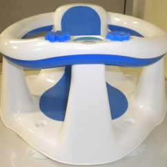 Baby Bath Chairs Standing Desk Chelsea Scott Recalls Idea Seats Due To Drowning Hazard Seat Front View