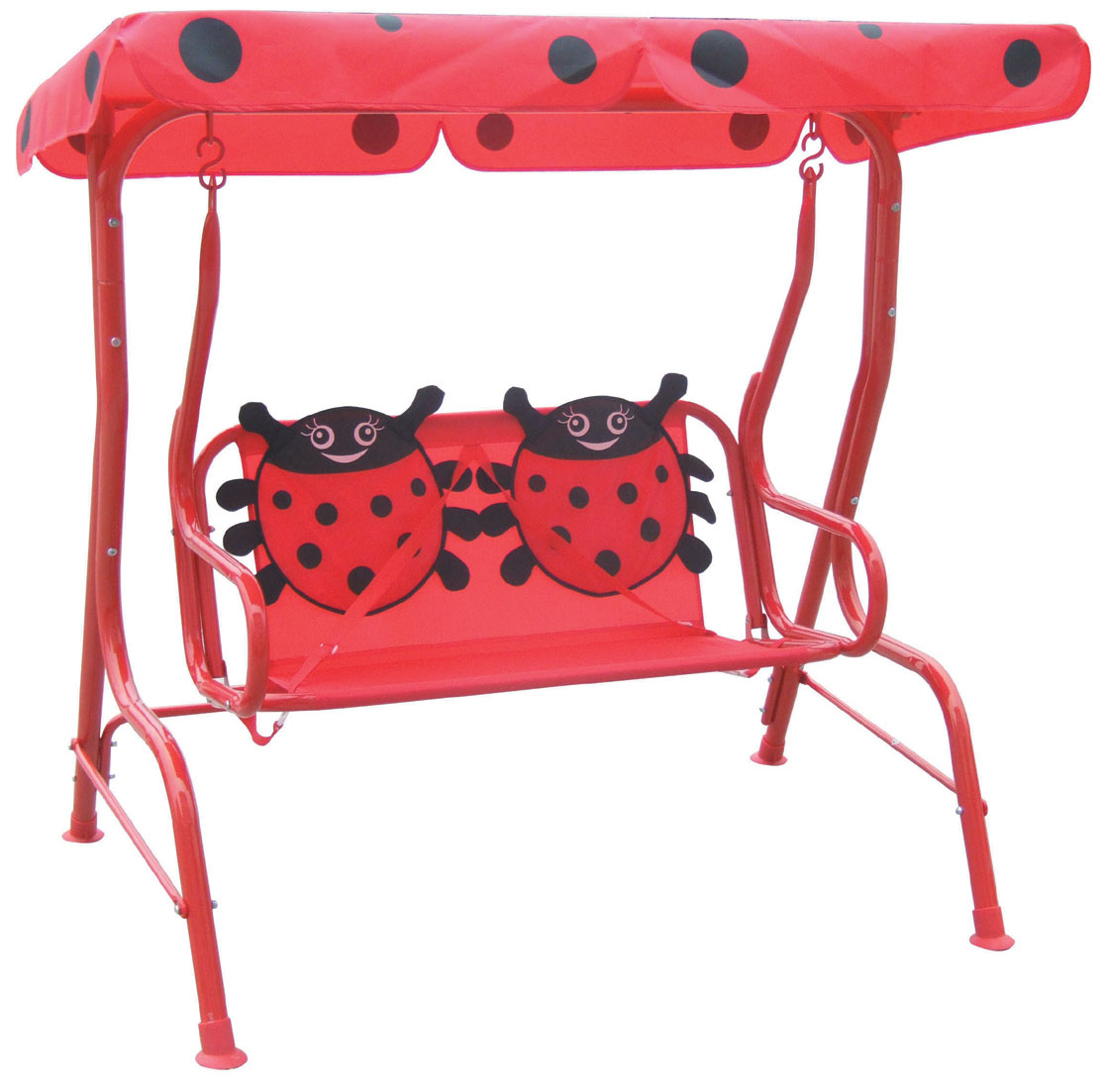 kids outdoor chair counter height kitchen tables and chairs far east brokers recalls ladybug themed furniture due leisure ways swing