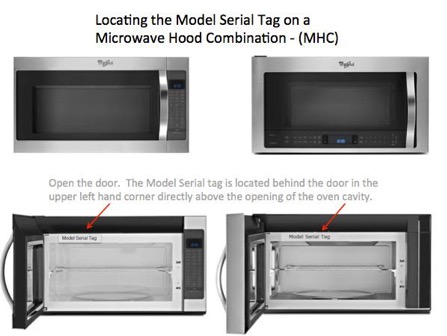 whirlpool recalls microwaves due to