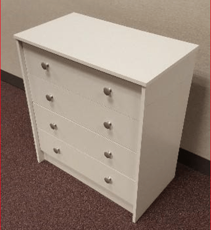 transform recalls four drawer chests