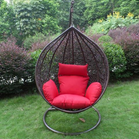teardrop swing chair butterfly covers ramart recalls chairs cpsc gov brown shaped