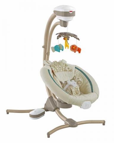 fisher price recalls infant cradle