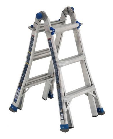 werner recalls aluminum ladders