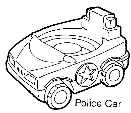 CPSC, Fisher-Price Announce Recall of Toy Police Cars