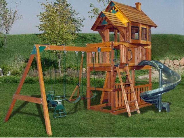 backyard leisure recalls swing