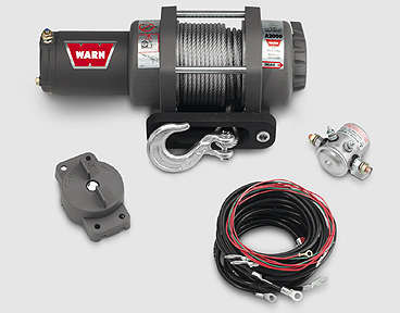 CPSC Warn Industries Inc Announce Recall Of ATV Winch Kits