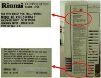 Rinnai Recalls Wall Furnaces Due to Carbon Monoxide Hazard