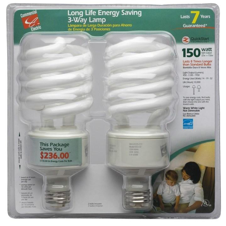 Trisonic Light Bulbs