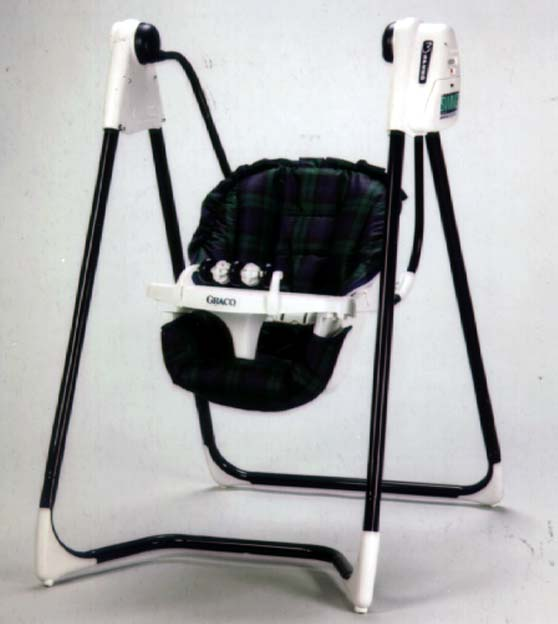 CPSC, Graco Announce Recall of Infant Swings