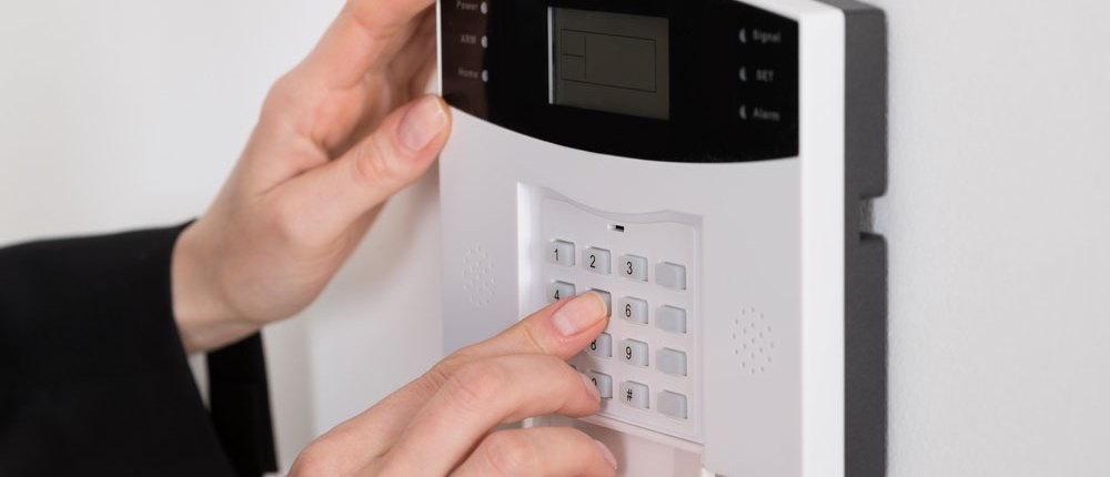 Wired Alarm System Supply
