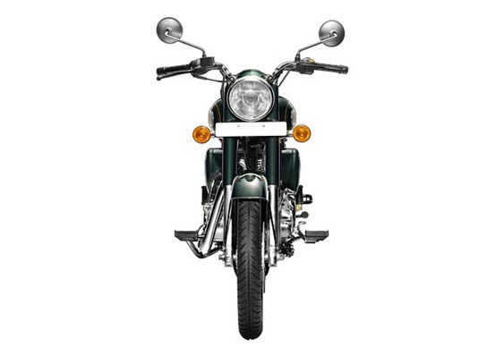 » 2013 Royal Enfield Bullet 500 UCE Unveiled In India_4 at