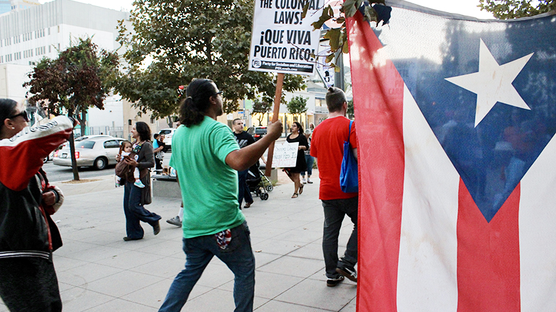 Puerto Rico's crisis: capitalism, colonialism and climate change