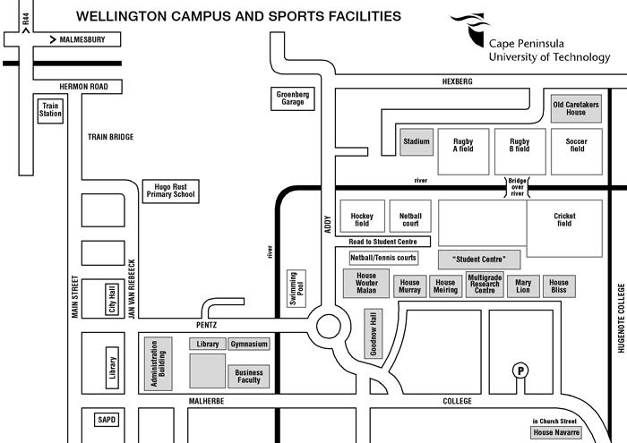 cape peninsula university of technology wellington campus