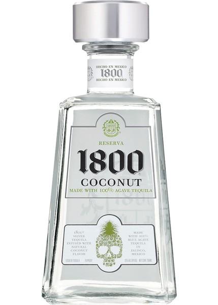 1800 - Coconut Tequila - CPWwine.com