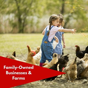 Legacy Planning for Family-Owned Businesses and Farms