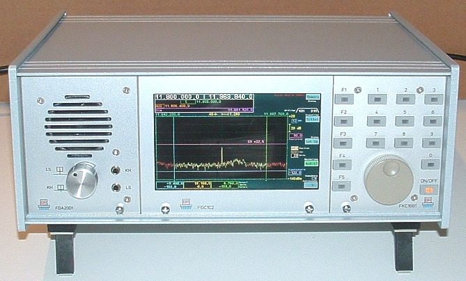 Pc Based Frequency Meter