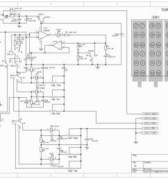 cn 901hp 3 schematic diagram very rare  [ 1674 x 1116 Pixel ]