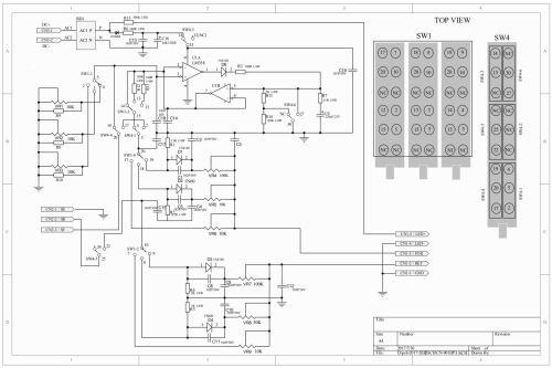 small resolution of cn 901hp 3 schematic diagram very rare