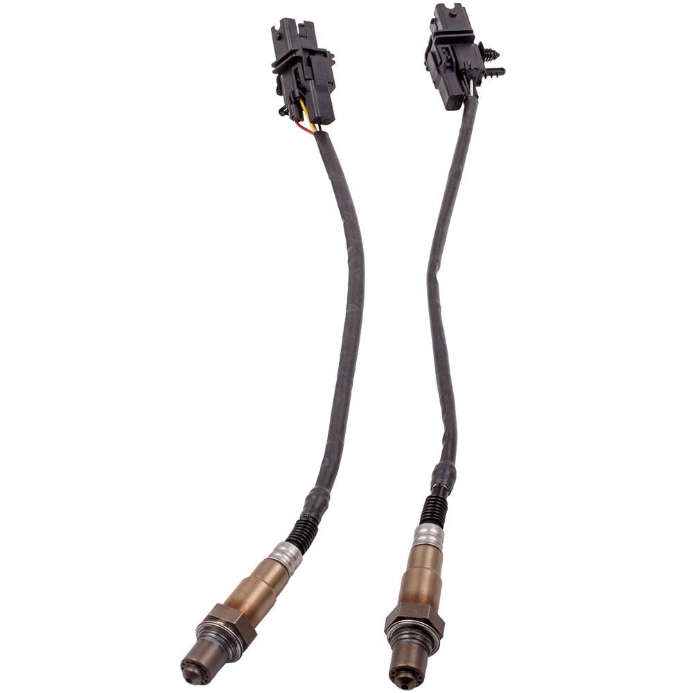 4 Pcs O2 Air Fuel Ratio Oxygen Sensors for Nissan Titan V8