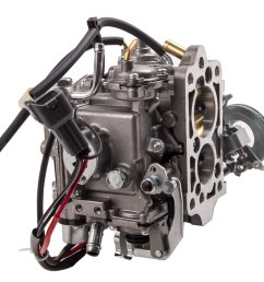 carby carburetor for toyota 22r engine fit 81 95 toyota pickup 81 84 celica  [ 1000 x 1000 Pixel ]