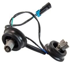 dual knock sensors wire harness for gm ls1 lq9 ls6 4 8l 5 3l 5 7  [ 1000 x 1000 Pixel ]