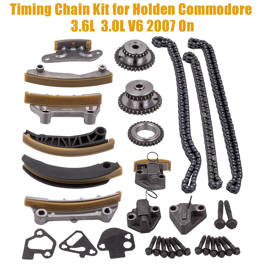 Timing Chain Kit For Holden Commodore VZ VE VF Alloytec