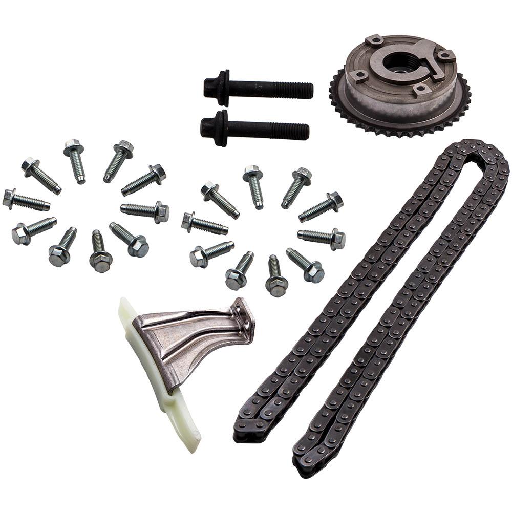 Timing Chain Kit w/ 2 Camshaft VVT Sprockets Fit Mini