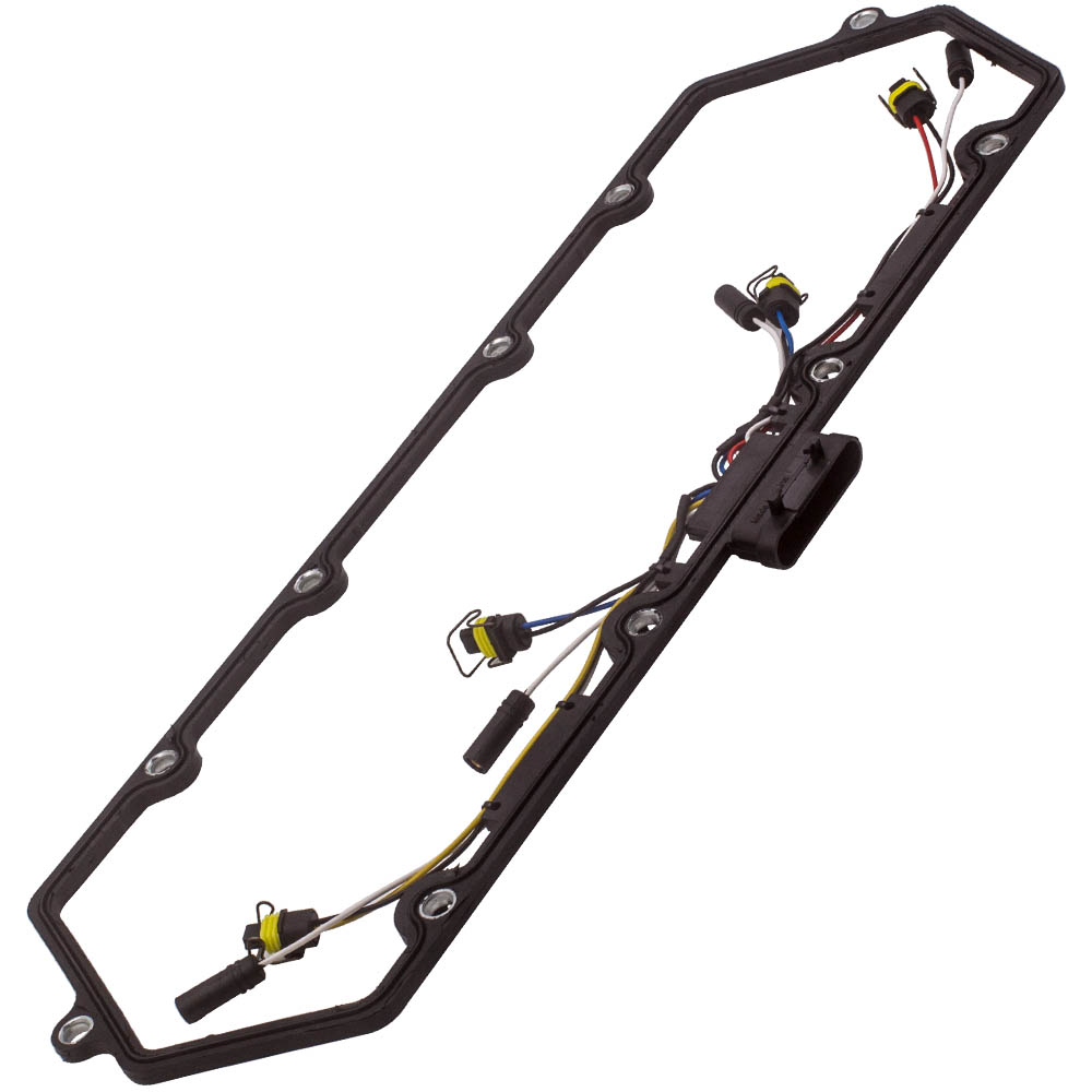 Valve Cover Gasket Harness Glow Plug For Ford F250 F350 V8