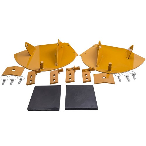 small resolution of  pro wings pw22 snow plow wings extensions