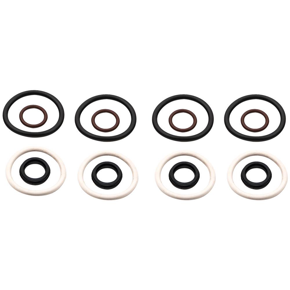 Oil Rail Leak Repair Kit Tool O-rings & Injector Seal for