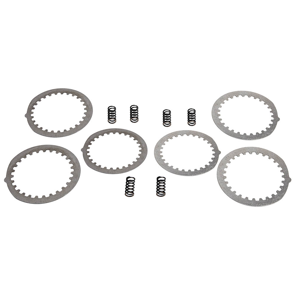 Complete Clutch Kit Discs Plates Springs for Yamaha 1987