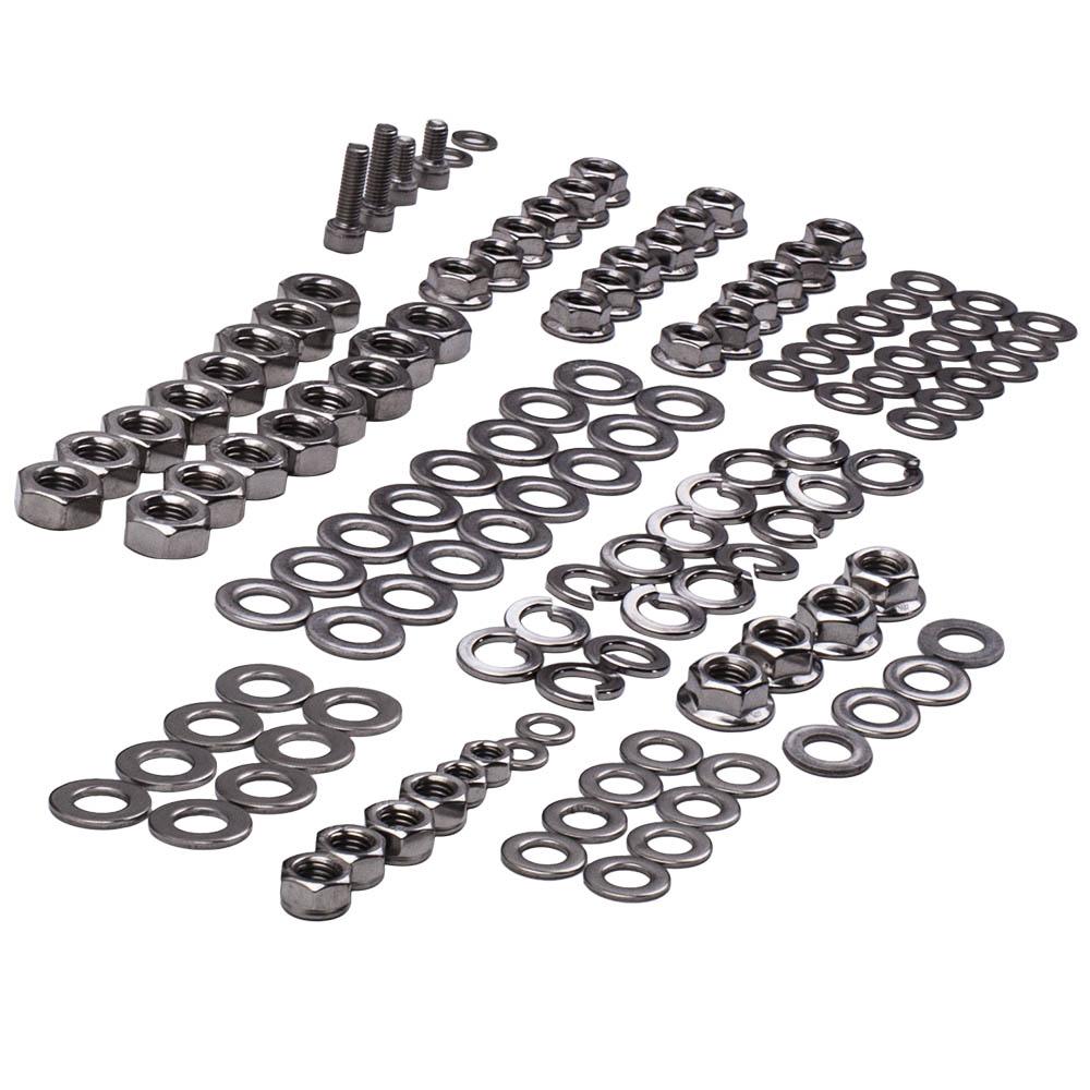 659pcs Stainless Steel ATV Bolt Screw Kit Set for Yamaha
