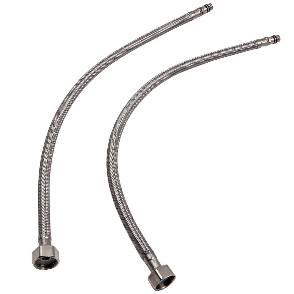 Stainless Steel Single Handle Pull Out Sprayer Brushed