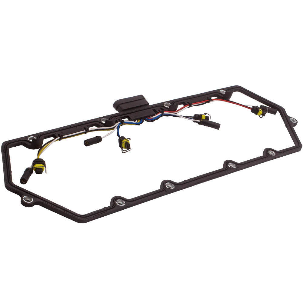 Valve Cover Injector Glow Plug Harness Gasket Fit Ford