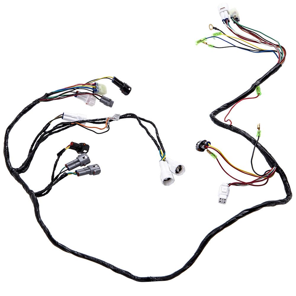 Electric Wiring Harness for Yamaha Banshee 350 YFZ350 2002
