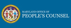 Maryland Office of People's Council Logo