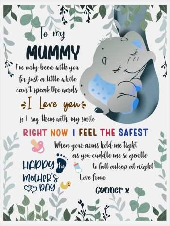 Antonia Baby Elephant Blanket scaled