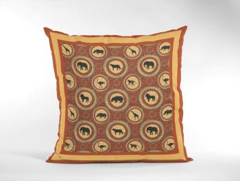 Ethnic Pattern Cushion