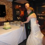 A ST PATRICK'S DAY WEDDING IN POOLE, DORSET