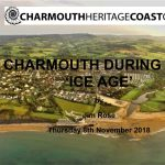 PROFESSOR JIM ROSE AND THE ICE AGE IN CHARMOUTH